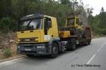 Ajaccio - Forestiers-Sapeurs - LKW