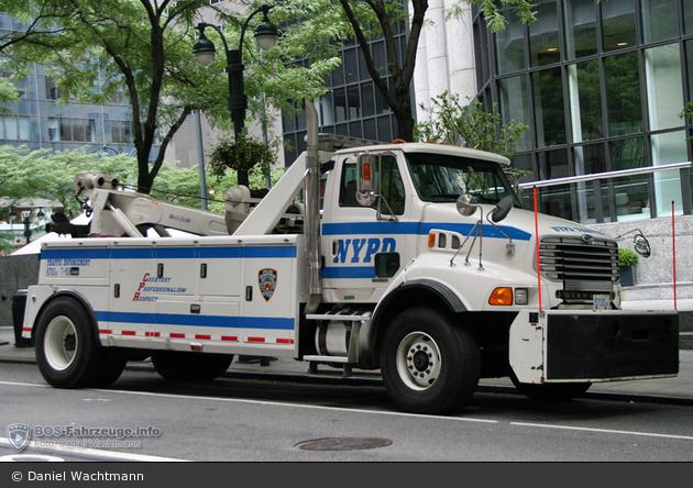 NYPD - Manhattan - Traffic Enforcement District - Tow-Truck 6700
