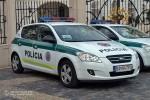Bratislava - Polícia - FuStW