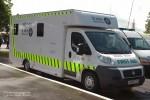 Cambridgeshire - St. John Ambulance - First Aid Station