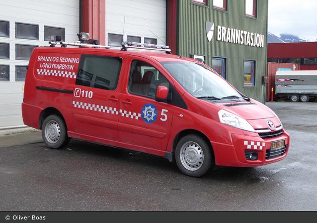 Longyearbyen - Longyearbyen Brannvesen - GW - 5