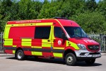 Ashton-under-Lyne - Greater Manchester Fire & Rescue Service - TRU