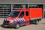 's-Hertogenbosch - Brandweer - MZF - 21-2081
