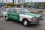 Baden- Württemberg - MB W123 - FUSTW