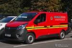 Birmingham - West Midlands Fire Service - Van