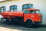 Ajka - Tűzoltóság - TLF
