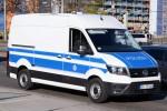 EF-TP 9265 - VW Crafter 35 4motion - Logistikfahrzeug