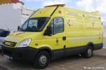 Costa Calma - Servicio de Urgencias Canario - RTW
