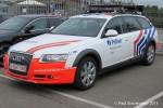 Awans - Police Fédérale - Police de la Route - FuStW (a.D.)