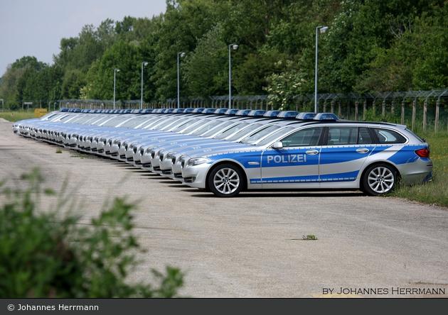 BPOL - BMW 5er FuStW