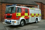 Broughton - Buckinghamshire Fire & Rescue Service - RP