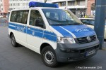 BP34-695 - VW T5 4motion - FuStW