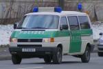 Chemnitz - VW T4 - FuStW