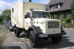 Dortmund - Krankenkraftwagen - Wohnmobil