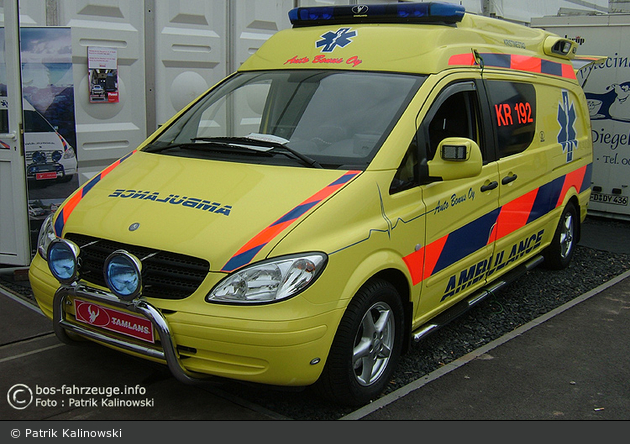 Mercedes-Benz Vito - Tamlans - KTW