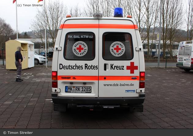 Rotkreuz Balve KTW 02