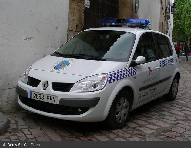Córdoba - Policía Local - FuStW