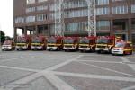 NW - FW Dortmund - LF-Logistik Übergabe