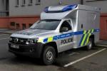 Klatovy - Policie - Tatortfahrzeug