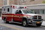 FDNY - EMS - Ambulance 155 - RTW