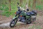 Schieder - MZ ETZ 250 A - Krad