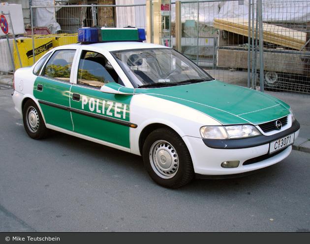 Chemnitz - Opel Vectra - FuStW