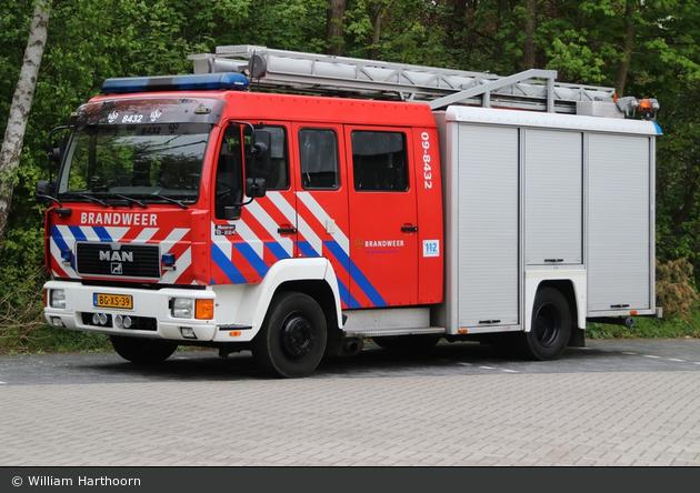 Zeist - Brandweer - HLF - 09-8432