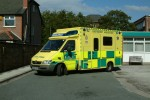 Crosby - North West Ambulance Service - Ambulance (a.D.)