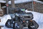 Ponte di Legno - Guardia di Finanza - ATV