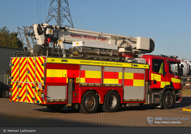 Corby - Northamptonshire Fire and Rescue Service - CARP