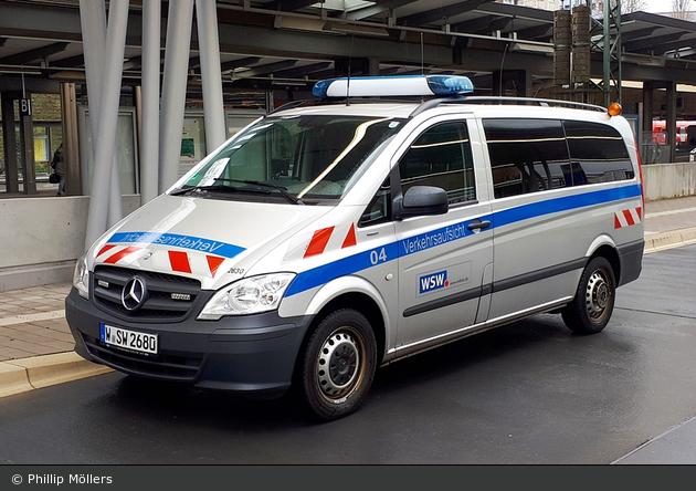 Wuppertal - Wuppertaler Stadtwerke - Verkehrsaufsicht - Conni 04