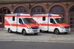 B - MHD Berlin - ITW 3307 & RTW 3390