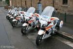 AU - Australia - Sydney - Polizeimotorräder