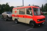 RTW / ELW als Abschleppfahrzeug