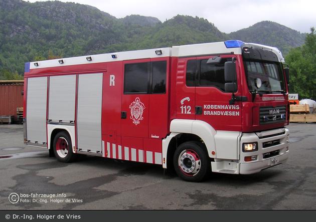 København - Brandvæsen - TLF - M 6