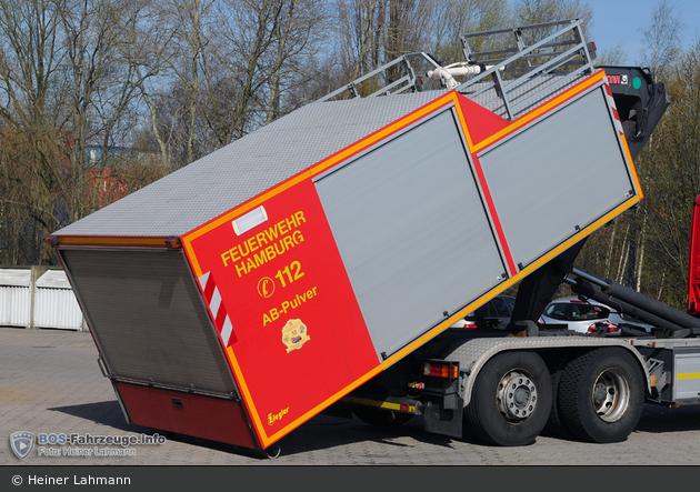 Florian Hamburg 32 AB-Pulver