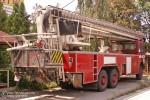 Budapest - Tűzoltóság - Kispest - GM (a.D.)