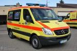 ASG Ambulanz - KTW 02-01 (HH-BP 3333)