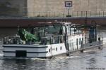 WSA Berlin - Arbeitsschiff - Krake