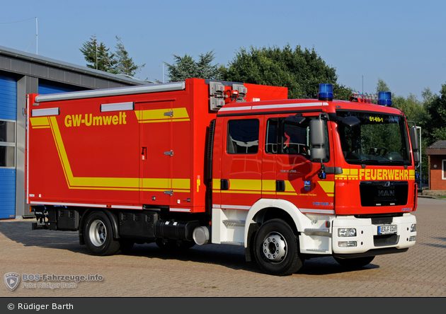 Einsatzfahrzeug: Florian Verden 81/69-01 - BOS-Fahrzeuge