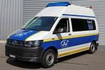 Kloten - Alpine Air Ambulance - KTW
