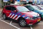 Rotterdam - Veiligheidsregio - Brandweer - KdoW - 17-9093