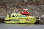 "Sandnessjøen - Norsk Selskab til Skibbrudnes Redning - Seenotrettungsboot ""EYR YTTERHOLMEN"""