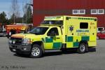 Ånge - Landstinget Västernorrland - Ambulans (3 13-9220)