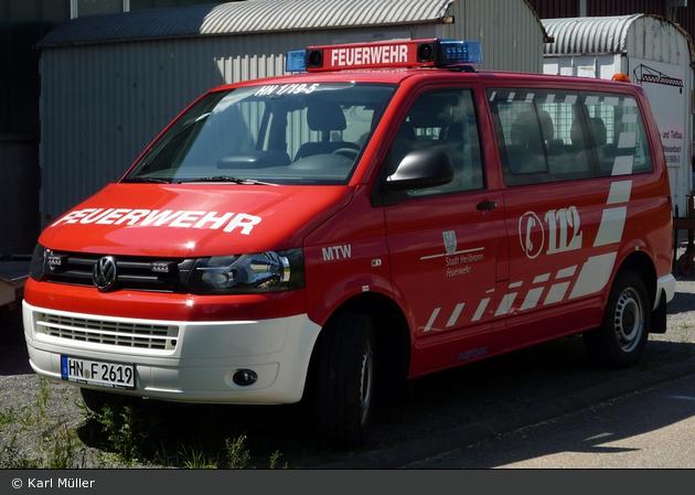 Einsatzfahrzeug Florian Heilbronn 01 19 05 A D Bos