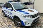Jablonec nad Nisou - Městská Policie - FuStW - 5L4 4955