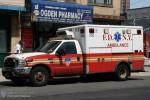 FDNY - EMS - Ambulance 220 - RTW