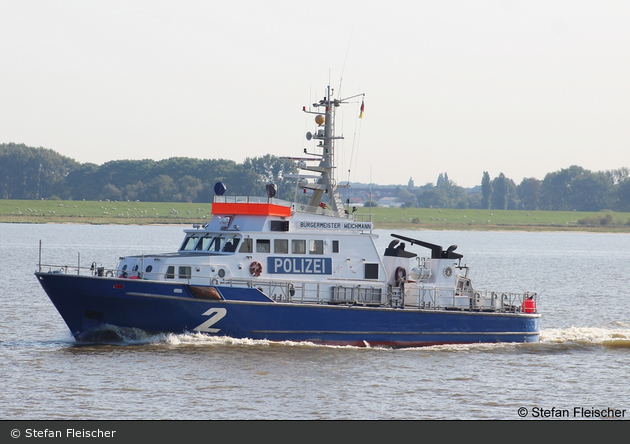 WS02 - Polizei Hamburg - WS 02 - Bürgermeister Weichmann