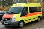 Ambulance Berlin Süd - KTW - Arnold 207 (B-AB 2073)