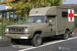 ohne Ort - US Army - Ambulance (a.D.)